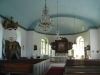 Äldre altartavla.