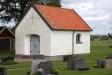 Gravkapellet donerades 1933 av Karin Fogelin.