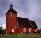 Mossebo kyrka. Foto: Åke Johansson.