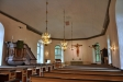 Golvuret skänktes till kyrkan på 1930-talet