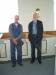 Tack vare mannen till vänster får kyrkan högsta betyg!