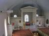 Interiör Vårviks kyrka