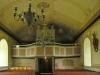 Orgelfasaden från 1700-talet av Petter Ekengren