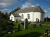 Järns kyrka 2010. Foto: Morgan Björnmar.