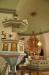 Vackert altarbrun ´Den heliga staden´ av Agda Österberg