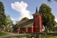 Skållerud kyrka 9 augusti 2011