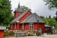 Skålleruds kyrka juli 2013