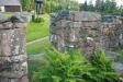 Ruinen och klockstapeln