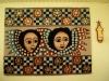 Änglar efter motiv i etiopiskt kyrktak.