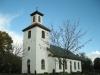 1834 står det på tornet