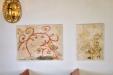 Blottlagda kalkmålningar från 14-1600-talen