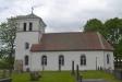 Grude kyrka foto Christian