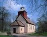 Ova kyrka på 90-talet. Foto: Åke Johansson.