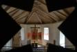 En annorlunda bild i Ledsjö kyrka