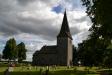 Skälums kyrka på baksidan foto Christian