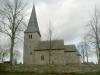 Skälvums kyrka foto Christian
