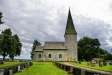 Skälvums kyrka juli 2012