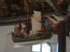 Votivskepp från slutet av 1600-talet