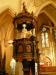 Altartavlan från 1926 skissad av Albert Eldh
