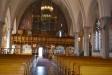 Läktaren och orgeln