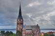 Lysekils kyrka juli 2014