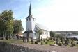 Kyrkan från söder