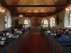 Interiör Bro kyrka
