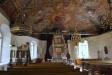 Predikstol från 1727