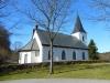 Målsryds kyrka 11 april 2017