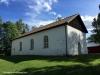 Tösse  gamla kyrka 21 augusti 2018