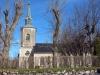 Utby kyrka från söder. Foto: (c) Kerstin Pilblad 2011.