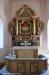 Den sirliga altaruppsatsen från 1701