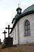 Skärvs kyrka från sydöst. Foto: (c) Kerstin Pilblad 2011.