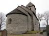 Våmbs kyrka från öster. Foto: (c) Kerstin Pilblad 2011.