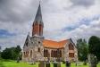 Vretens kyrka juli 2012