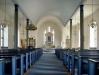 Tidaholms kyrka i slutet av 90-talet. Foto: Åke Johansson.