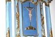 Den tidigare altaruppsatsen.
