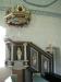 En stilig predikstol från 1750-talet
