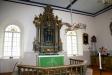 Koret med altaruppsatsen