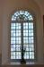De båda korfönstren sattes in 1931