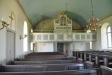 Orgeln är byggd 1877 av A.P. Kullbom