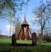 Gamla kyrkplatsen i Tiarp