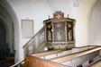 Predikstolen färdigställdes 1709