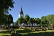 Åsarps kyrka 9 juni 2014