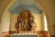 har tidigare stått i gamla kyrkan