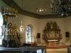 Altaruppsatsen från 1703-05 av Nils Falk