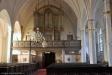 Ombygge av orgeln pågår i oktober 2017