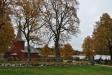 Lungsunds kyrka har ett mycket vackert läge