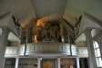 Mycket krusiduller runt orgeln