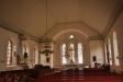 Typisk predikstol för mitten av 1800-talet